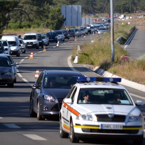 Autarquias querem soluções imediatas para estrada entre Sines e SantoAndré