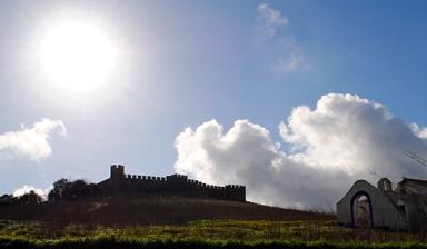 Castelo de Santiago Estórias Com História