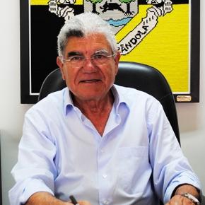 """António Figueira Mendes: """"Criar emprego, é o nosso grandeempenho"""""""