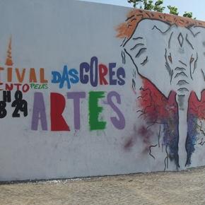 As artes saem à rua em SantoAndré