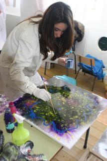 Atelier Pintura Itinerante