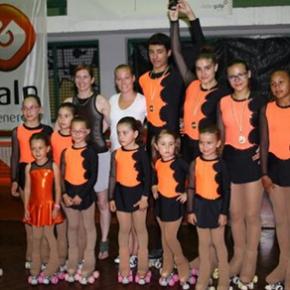 Patinagem: Clube Galp Energia com 5 atletas nosnacionais