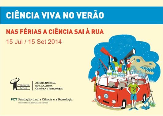 Ciência Viva 2014