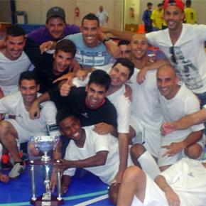 Matos-Sport vence maratona defutsal
