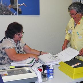 Trabalho de voluntários traz qualidade de vida aidosos