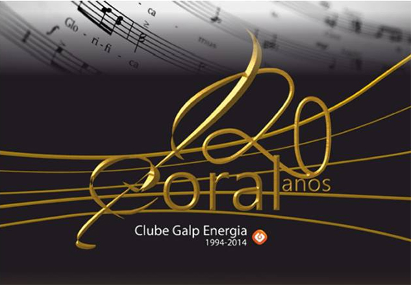 Coral Clube Galp Energia - Suplemento 20 anos