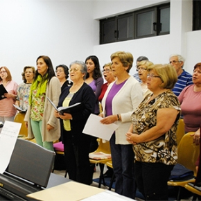 """""""Um coro cheio de vontade e disponível para novosdesafios"""""""