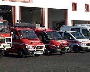 Dividas aos bombeiros da Costa Alentejana ultrapassam os 500 mileuros