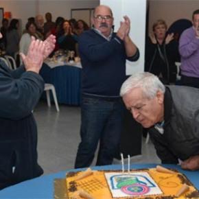 Trinta e oito anos dedicados à prática desportiva entre osjovens