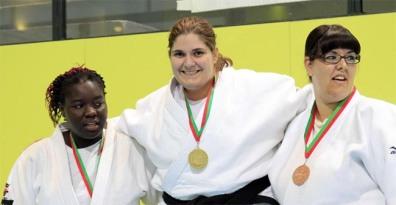 Joana Costa - Judo