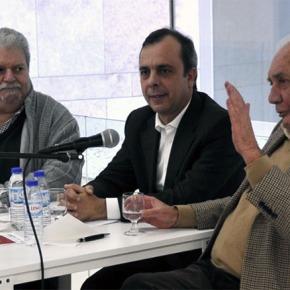 """Francisco do Ó Pacheco lança romance """"Searas Vermelhas de Abril"""" emSines"""