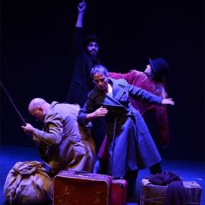 """Teatro: """"O silêncio époderoso"""""""