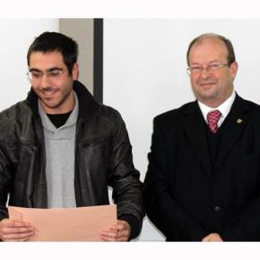 ECOLSLOPS e IEFP entregam certificados aformandos