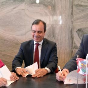 Repsol atribui apoio financeiro a colectividades deSines
