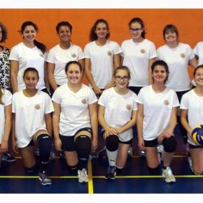 Jovializar por aí: Equipa de Voleibol Feminino da ESPAM CampeãDistrital