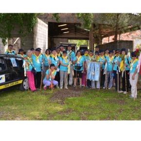 Cinquenta peregrinos na 12ª peregrinação a Fátima apé