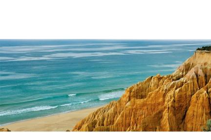 Praia da Galé, em Grândola