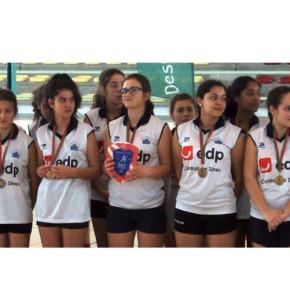 Escola Padre António Macedo apurada para o Nacional de DesportoEscolar