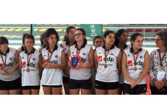 Voleibol: Campeonato Regional de Desporto Escolar