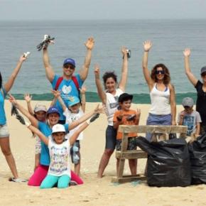 Voluntários chamados a participar na limpeza das praias de SantoAndré