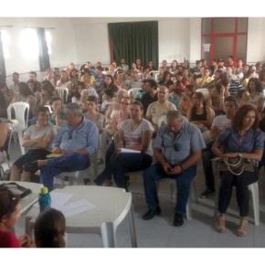 Ministério da Educação quer escola integrada em SantoAndré