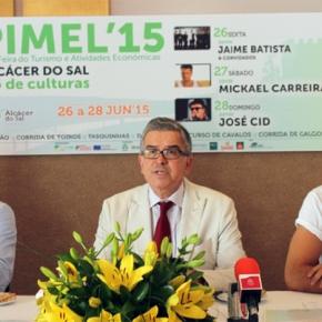 """""""Alcácer do Sal, rio de culturas"""" é o mote da PIMEL2015"""
