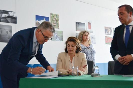 A Comunidade Intermunicipal do Alentejo Litoral assinou com o Governo a 31 de julho um pacto para o desenvolvimento e coesão