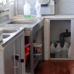 Obras na cozinha da Escola n.º 4 de Santo André devem arrancar até ao final doano