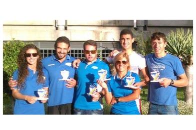 Canoagem: Campeonato Nacional de Mar