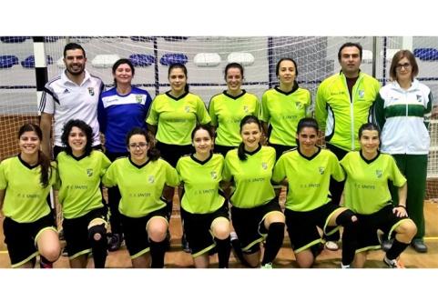 Equipa Sénior de Futsal de Odemira
