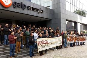 Trabalhadores da Petrogal em greve atémarço