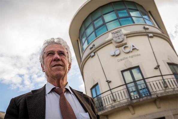 Jorge Nunes, Presidente do Conselho de Administração da Caixa Costa Azul