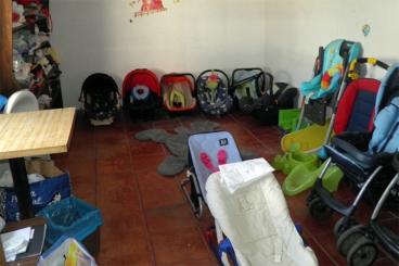 A AMISSA foi fundada a 08 de Maio de 2014, com a missão de apoiar crianças, jovens e famílias  Foto: Gisela Benjamim 