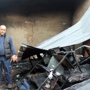 Incêndio faz cinco desalojados emSines