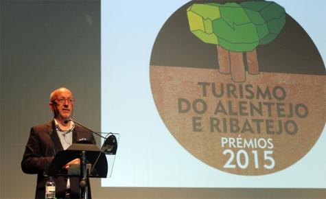 Prémios Turismo do Alentejo e Ribatejo entregues no auditório do Centro de Artes de Sines |Foto: Helga Nobre|