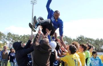Futebol: Campeonato Distrital de Iniciados - 3.ª Divisão