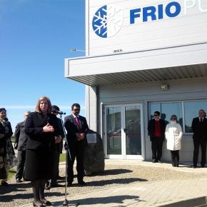 Friopuerto investe 2,5 milhões de euros num entreposto frigorifico emSines