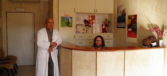 Da Policlínicos de Santo André fazem parte os médicos João Campos, Edgar Almeida e Francisco Loução |Foto: Gisela Benjamim|
