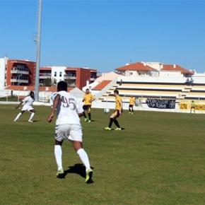 Vasco da Gama de Sines vence o Futebol Clube deSetúbal
