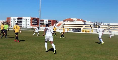 Futebol: Distrital de Setúbal de Seniores da 2.ª Divisão