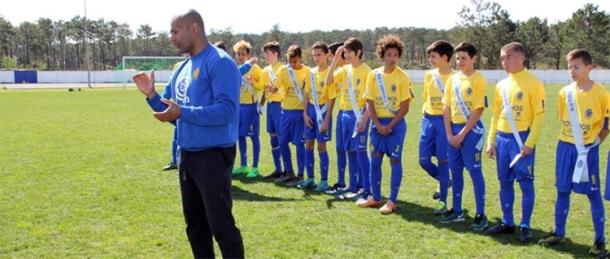 Futebol: Distrital da 3.ª Divisão de Iniciados - Fase Final