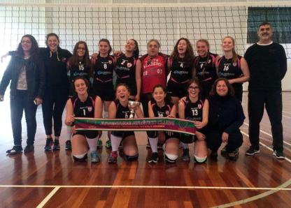 Voleibol: Campeonato Regional Indoor