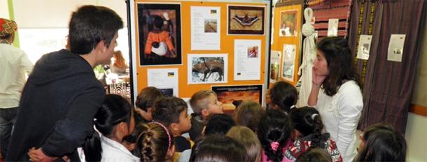 Esta é também a oportunidade de abrir a escola à  comunidade  Foto: Gisela Benjamim 