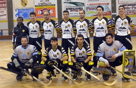 Hóquei: Campeonato Nacional da 3.ª Divisão - Zona Sul