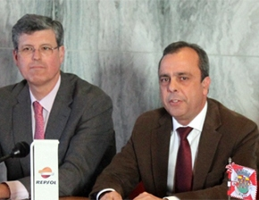 Repsol aumenta apoio financeiro emSines