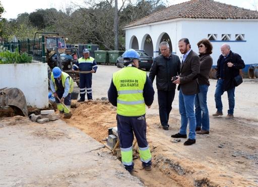 A segunda etapa da Presidência nas Freguesias levou o executivo municipal a visitar o Cercal do Alentejo |Foto: CMSC|