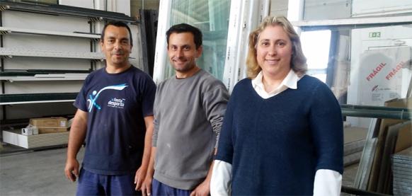 """A empresa fundada em 2001 por Paulo e Cristina Santos tem lutado contra a adversidade com """"muito trabalho"""""""