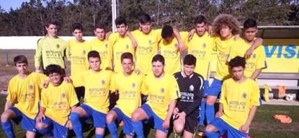 Futebol: 2.ª divisão de Juvenis - Série B