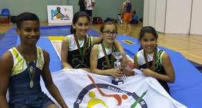 Ginástica: Campeonato Nacional de Trampolim e Tumbling