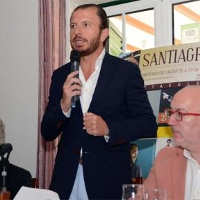 Câmara espera 40 mil visitantes naSantiagro